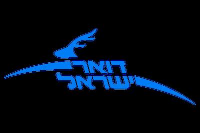 לוגו דואר ישראל צבע כחול