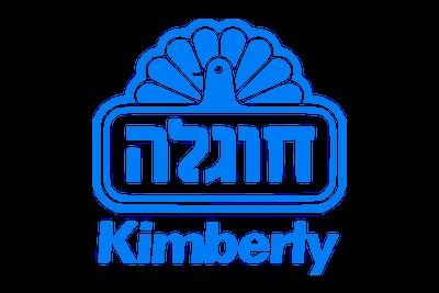 לוגו קימברלי צבע כחול