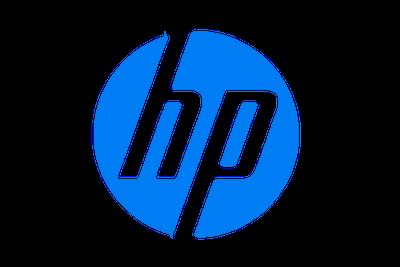 לוגו אייץ׳ פי צבע כחול