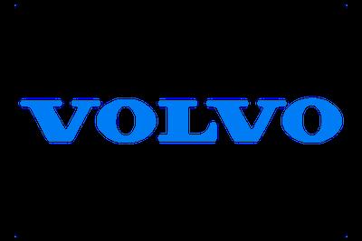 לוגו וולבו צבע כחול