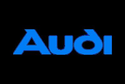 לוגו אאודי צבע כחול